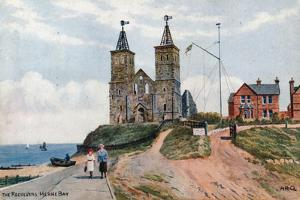The Reculvers, Herne Bay by Alfred Robert Quinton