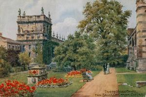 Trinity College Chapel, Oxford by Alfred Robert Quinton