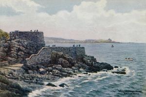 Weston-Super-Mare, Anchor Head by Alfred Robert Quinton