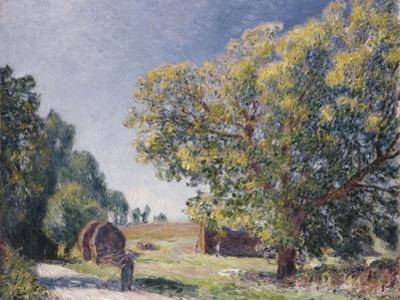 A Clearing in a Forest, 1895