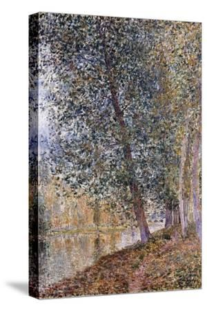 Autumn, the Banks of the Loing; L'Autumne, Bords Du Loing, 1880