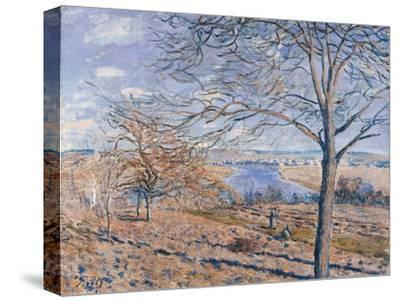 Banks of the Loing - Autumn Effect, 1881