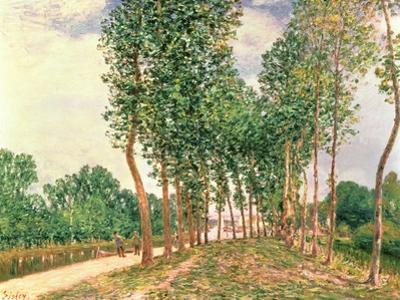 Banks of the Loing, Near Moret