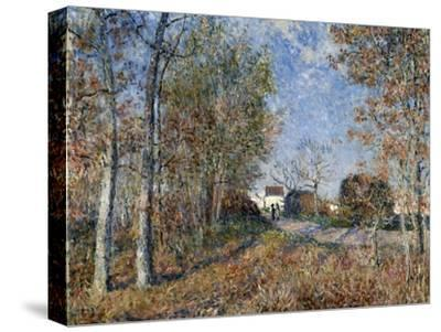 Corner of the Wood Close to Fontainbleau, 1883