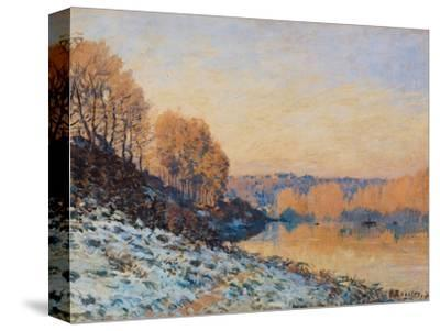Port-Marly, White Frost, 1872