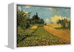 Summer Landscape (Cornfields at Argenteuil), 1873 by Alfred Sisley