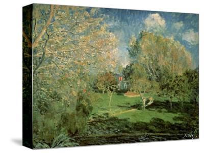 The Garden of Hoschede Family, 1881