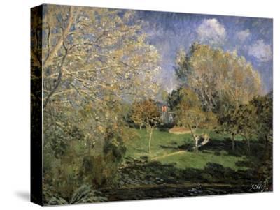 The Garden of Monsieur Hoschedé in Montgeron, 1881