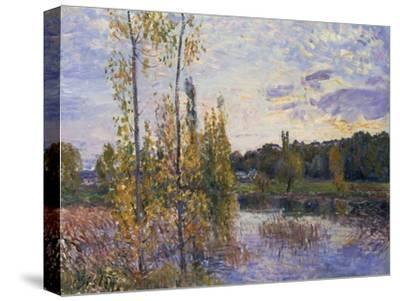 The Lake at Chevreuil, 1888