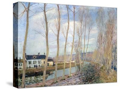 The Loing Canal, 1892