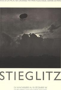 A Dirigible (1910) by Alfred Stieglitz