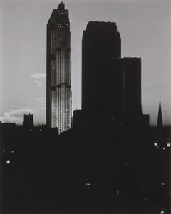 From the Shelton, Looking West, 1935–36 by Alfred Stieglitz