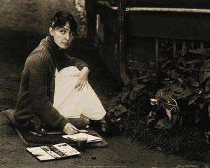 Georgia O'Keeffe, 1918 by Alfred Stieglitz