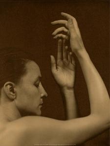 Georgia O'Keeffe, 1920 by Alfred Stieglitz
