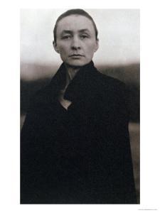 Georgia O'Keeffe 1920 by Alfred Stieglitz