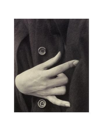 Georgia O'Keeffe: A Portrait (3), 1918
