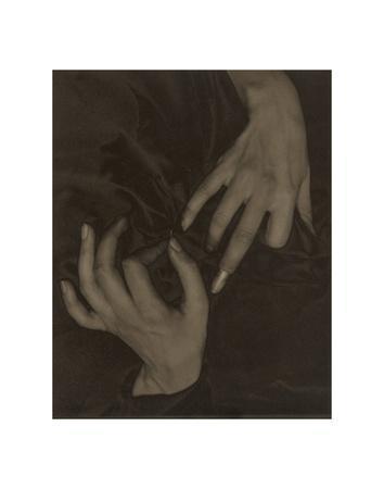 Georgia O'Keeffe: A Portrait (8), 1919