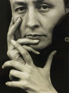 Portrait of Georgia O'Keeffe, 1918 by Alfred Stieglitz
