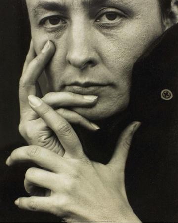 Portrait of Georgia O'Keeffe, 1918