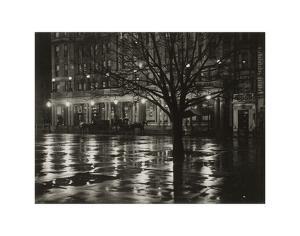 Reflections—Night (New York), 1897 by Alfred Stieglitz