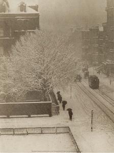 Snapshot From My Window, New York, 1907 by Alfred Stieglitz