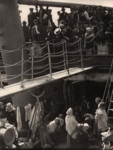 The Steerage by Alfred Stieglitz