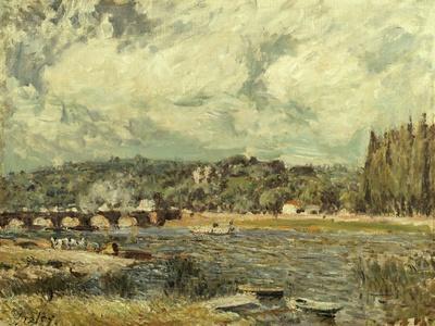 Le Pont De Sevres, 1877