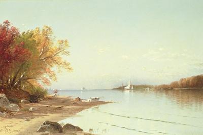 Narragansett Bay, Autumn, Rhode Island