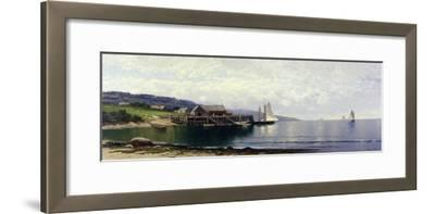 The Landing, Bailey Island, Maine, C.1907