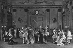 La Pompadour, 1911-1912 by Alfred & Walery Ellis