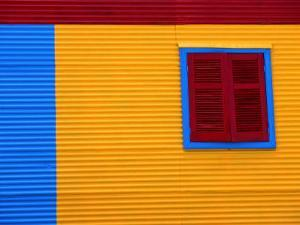 Colourful Houses on Caminito Street, Buenos Aires, Argentina by Alfredo Maiquez