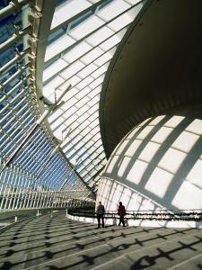 L'Hemisferic at City of Arts and Sciences, Valencia, Spain by Alfredo Maiquez
