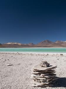 Laguna Verde by Alfredo Maiquez