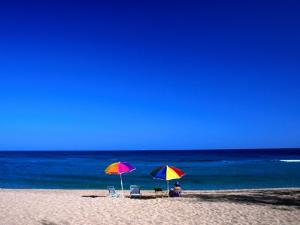 Montones Beach in Isabela, Isabela, Puerto Rico by Alfredo Maiquez