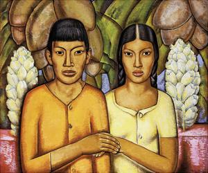 Casamiento Indio by Alfredo Ramos Martinez