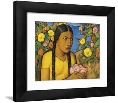 Juanita Entre Las Flores