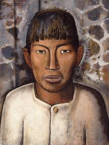 Mexican Boy by Alfredo Ramos Martinez