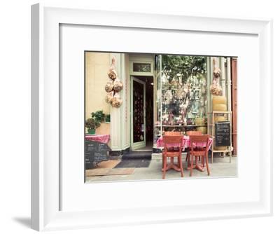 Alfresco-Tracey Telik-Framed Art Print