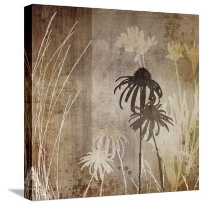 Algarve Silhouettes I-Tandi Venter-Stretched Canvas Print
