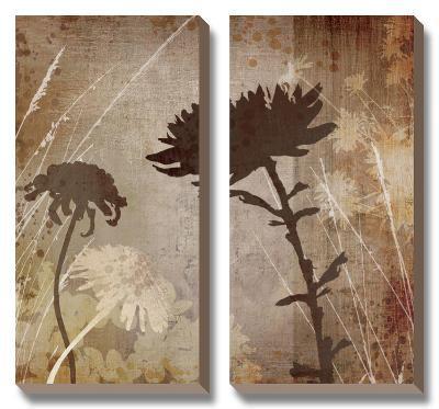 Algarve Silhouettes II-Tandi Venter-Canvas Art Set