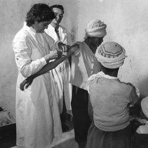 Algeria, 1957