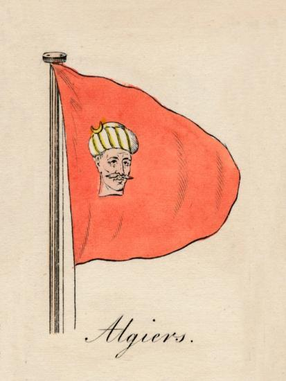 'Algiers', 1838-Unknown-Giclee Print