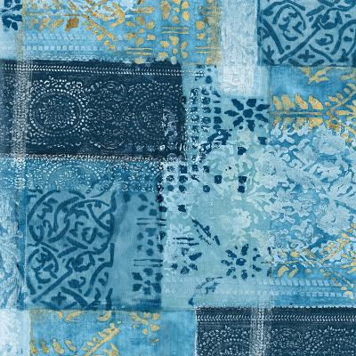 Alhambra II Indigo-Hugo Wild-Art Print