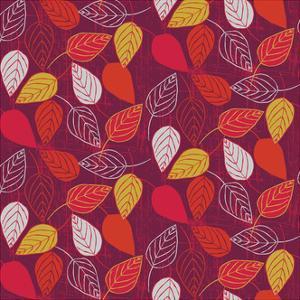 Red Fall VII by Ali Benyon