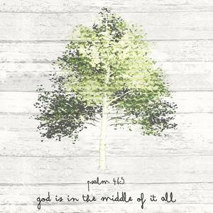 God Is in the Middle by ALI Chris