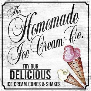 Homeade Icecream Co by ALI Chris