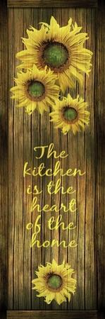 Kitchen Is Where The Heart Is by ALI Chris