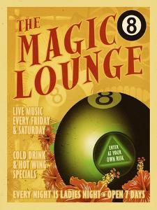 Magic 8 Lounge by ALI Chris