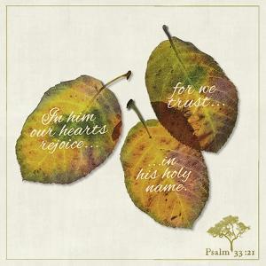 Psalms 33-21 by ALI Chris