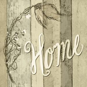 Sweet Home Wood Sign by ALI Chris